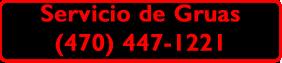 Gruas Atlanta (470) 447-1221png