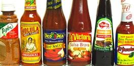 Salsas y productos mexicanos tienda